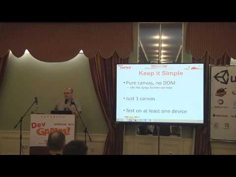 Сергей Батищев: 2D игры на HTML5: мифы и реальность разработки (DevGAMM Moscow 2014)