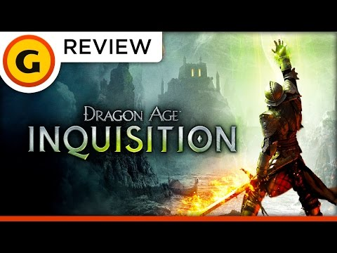 Recenze hry Dragon Age: Inquisition