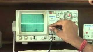 Function Generator and CRO