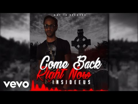 Insideeus - Come Back Right Now (Audio Video)
