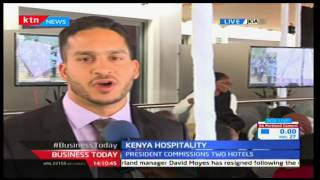 President Uhuru Kenyatta set to commission operations of Lazizi Premier Hotel at JKIA