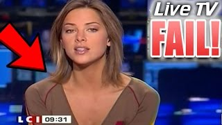 BEST LIVE TV FAILS! Most Awkward Moments NEW 2017 CAUGHT ON LIVE TV CRINGE News Bloopers