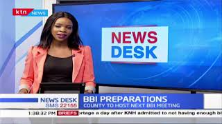 BBI rally preparations: Kilifi governor Amason Kingi  supports the creation of Prime minister post
