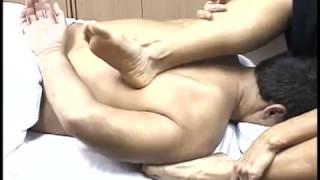 Ashiatsu Bar Massage Training (Barefoot Massage)