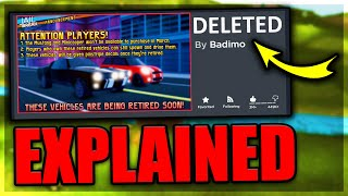 Roblox Bug DELETED Jailbreak... (Hack Explained)