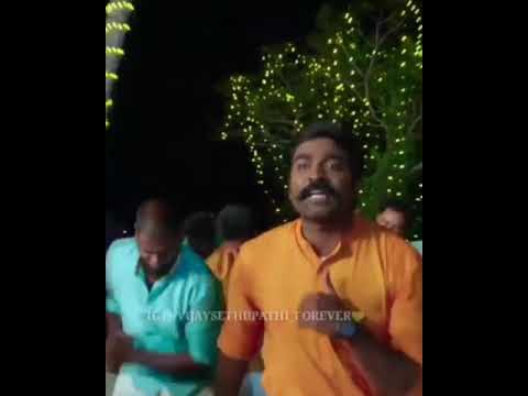 Vijay sedhupathi  in 1st time malayalam movie entire to movie marconi Mathani running successfully