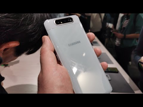 Anteprima Samsung Galaxy A80