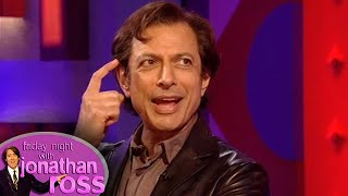 Jeff Goldblum Is The Most Enthusiastic Man In Hollywood | Friday Night With Jonathan Ross