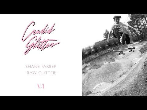 "Image for video SHANE FARBER // RAW GLITTER  // ""Candid Glitter"""