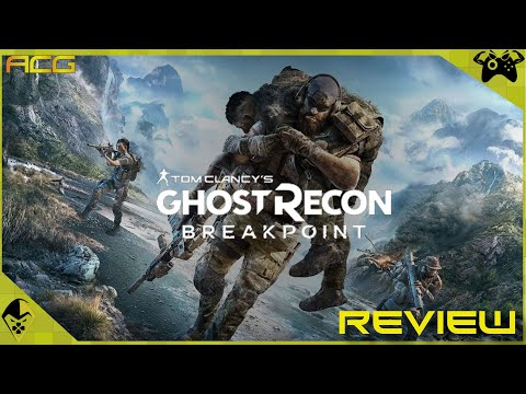 "Tom Clancy's Ghost Recon Breakpoint Review ""Buy, Wait for Sale, Rent, Never Touch?"" - YouTube video thumbnail"