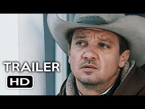 New Official Trailer for Wind River