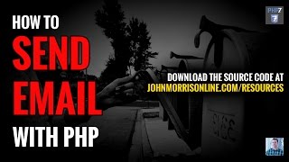 How to Send Mail Using PHP
