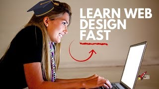 How to Learn Web Design FAST (The 5-Step Process)