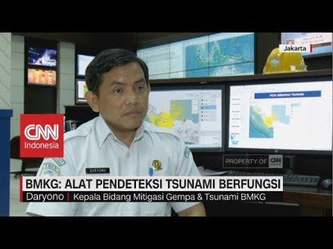BMKG: Alat Pendeteksi Tsunami Berfungsi