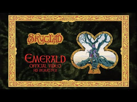 SKYCLAD - Emerald (1992 Official Video - HD Remaster) online metal music video by SKYCLAD