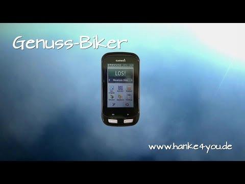 Garmin Edge 1000 - GPS-Radcomputer