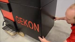GEKON - montáž kotle