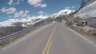 "Sun Dog's Vlog: Road biking skills, descending ""Indy Pass"" today!"