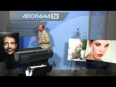Canon imagePROGRAF iPF6350: Product Reviews: Adorama Photography TV