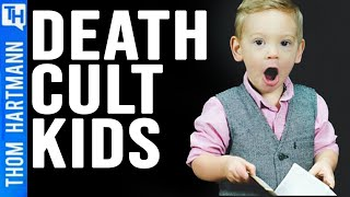 GOPers Pulling Kids Into Death Cult?