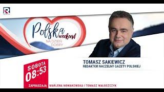 Miesiąc od powstania portalu Albicla – Tomasz Sakiewicz | Polska na dzień dobry weekend