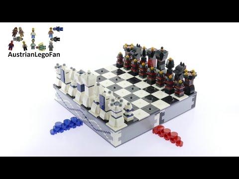 Vidéo LEGO Objets divers 40174 : LEGO Chess