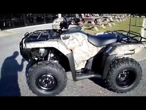 2017 Honda FourTrax Foreman 4x4 ES EPS in Greenville, North Carolina