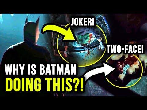 BATMAN Revealed & KILLING His Rogues Gallery..WTF!? -  Titans Episode 11 FINALE Trailer!