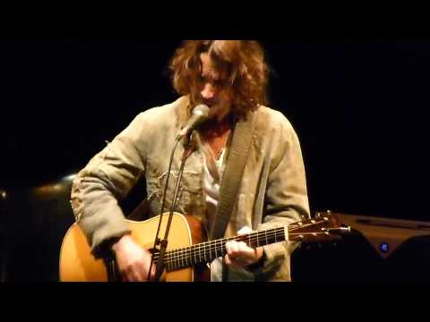 Dandelion - Chris Cornell 2013.11.01 Cadillac Palace Theatre Chicago