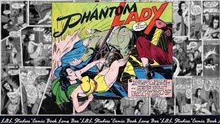 "Phantom Lady: Police Comics #13, ""The Phony Phantom Lady"""