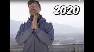 Mrbeast 2020 best moments
