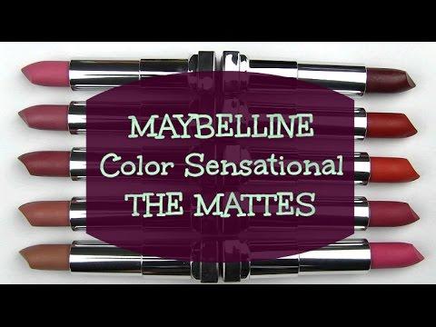 Lip Studio Lip Color Palette by Maybelline #6