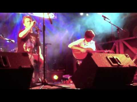 The Galaxy Kids - Bricks of Gold (Live in OC '11)