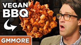 Vegan BBQ Taste Test