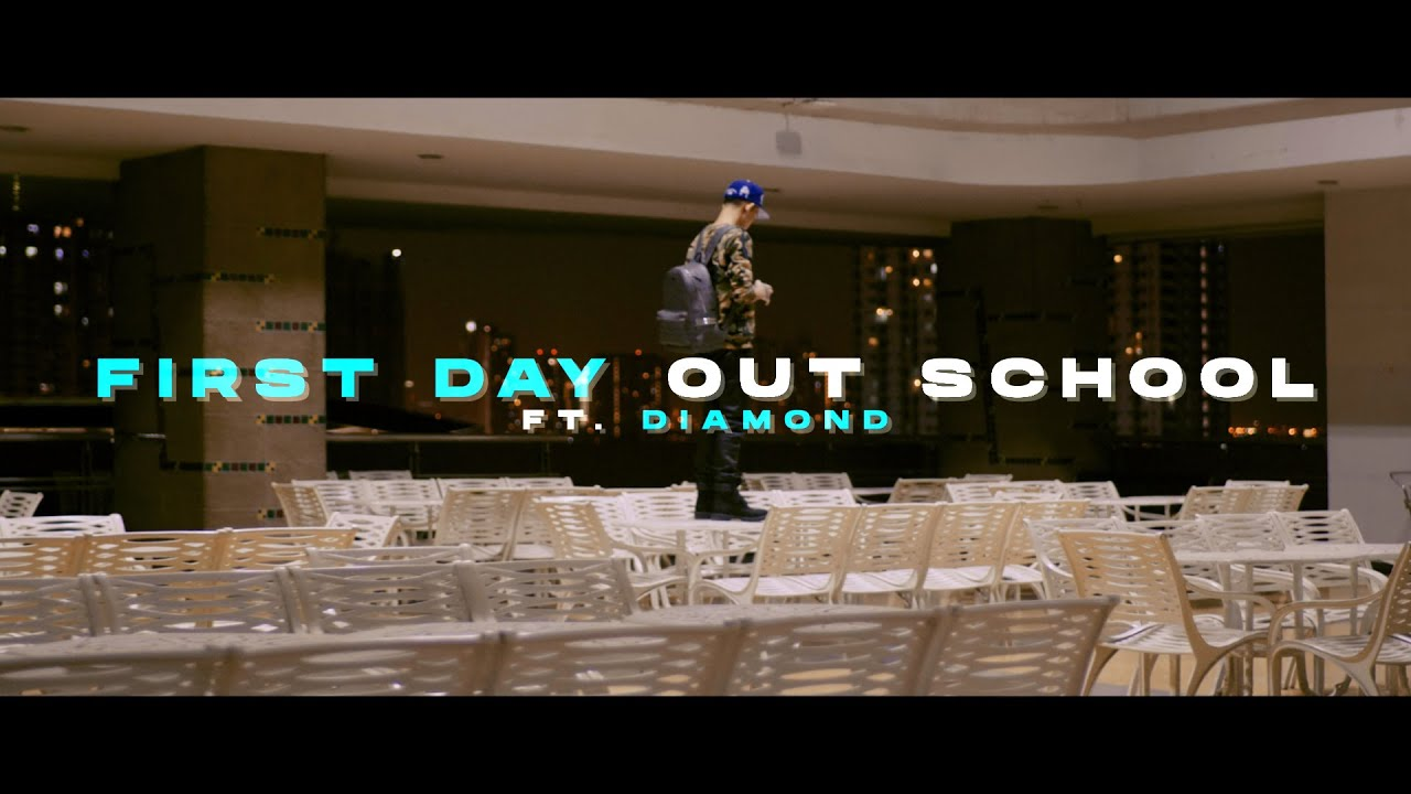 first-day-out-school-1mill-ft-DIAMOND-Paraice-Lyrics