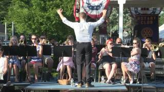 WHS Alumni Band Concert July 1, 2016