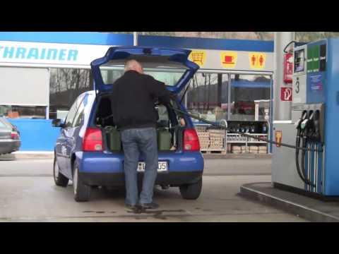 Das Benzin von eksemy