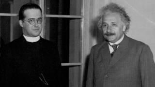 El sacerdote y el Big Bang