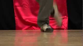 Hold My Hand - Tap Dancing by Glenn Wood