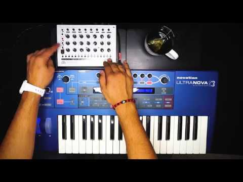 Just the Way You are - UltraNova + TanzMaus | SYNTH JAM 01