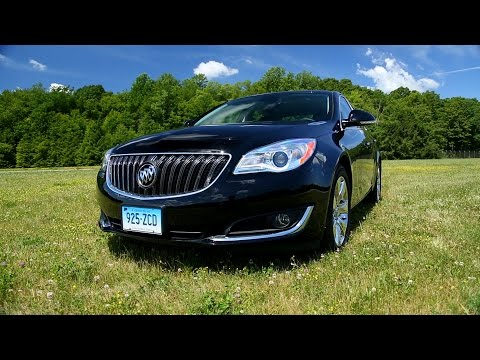2014 Buick Regal Car Review