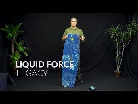 Liquid Force Legacy Kiteboard Review