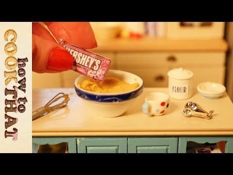 Teeny Weeny Challenge How Small Can I Bake? How To Cook That Ann Reardon