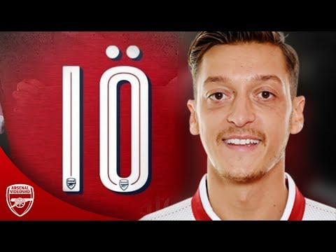 Mesut Özil: Arsenal's New Number 10