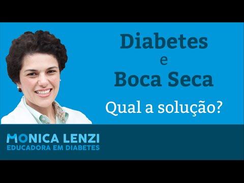 Do que para o tratamento da constipação comum na diabetes tipo 1
