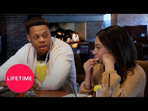 Married at First Sight: Mia's Family Interrogates Tristan (Season 7, Episode 9) | Lifetime