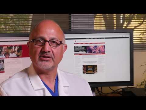 Symptomatischer Bluthochdruck arteriell in dem Syndrom des Cushing