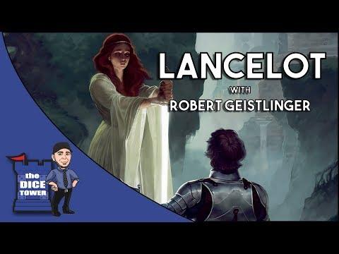 Lancelot Review - with Robert Geistlinger