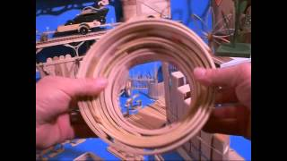 What is Craft Stick Bending. How-to DVD on our site. see below.
