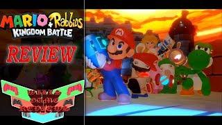 Mario Rabbid Kingdom Battle - Will's Game Reviews